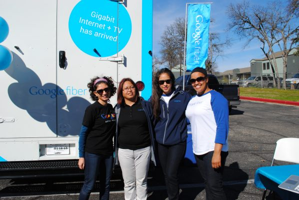 Google Fiber helping with digital inclusion in Austin